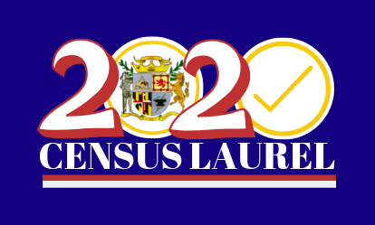 Census Laurel 2020