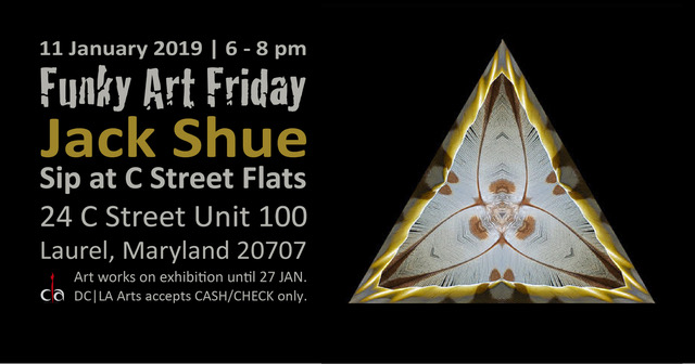 Funky Art Friday 1 2019