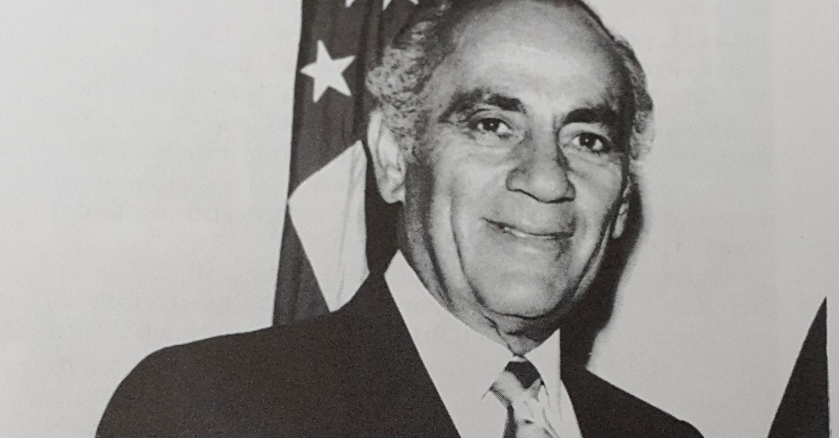 Mayor Frank P. Casula