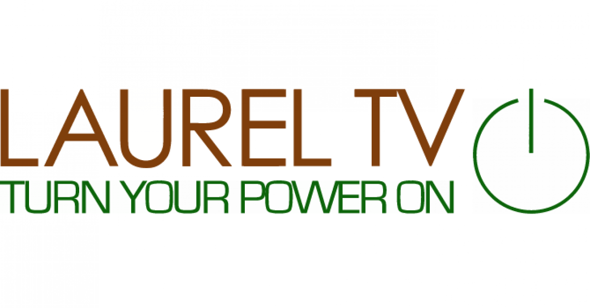 LaurelTV Wide Logo