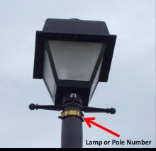 Lamp ID