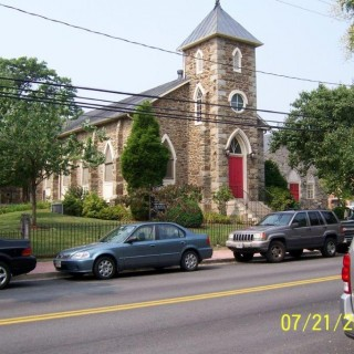 Historic District Church