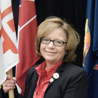 LouAnn Crook, Chief of Staff