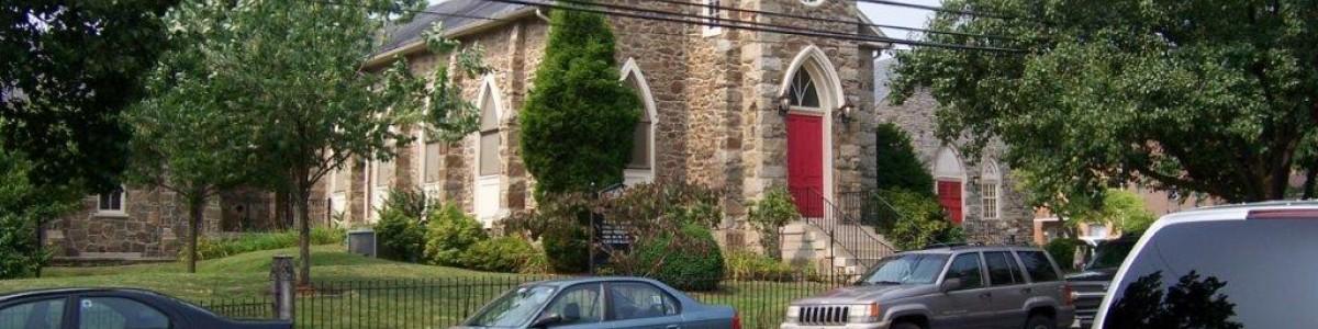 Historic District Church